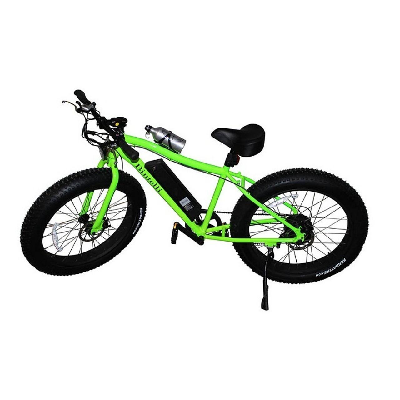 Bintelli M2 Fat Tire Mountain Electric Bicycle