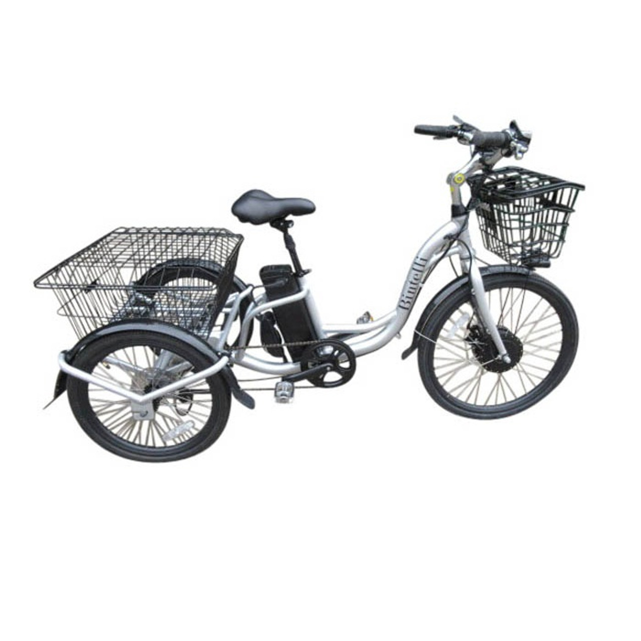 Bintelli Trio Electric Trike