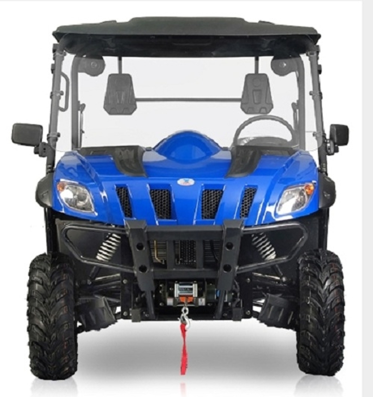 BMS Ranch Pony 600 EFI, 594cc, 37 HP, EFI - Water and Oil Cooled Engine