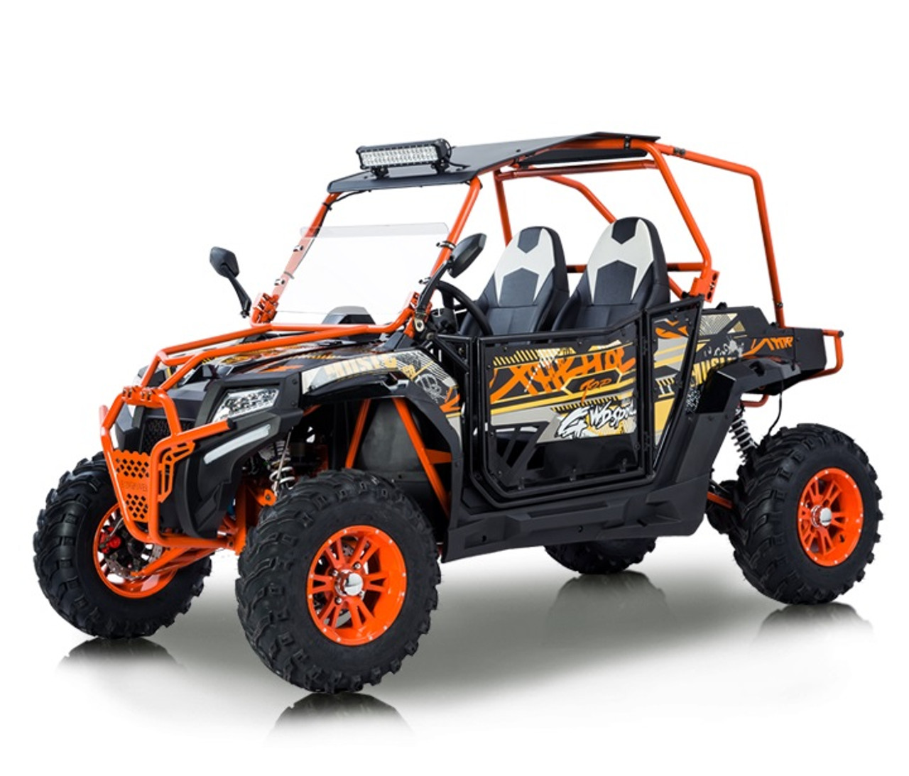 BMS Sniper T350 311cc Utility Vehicle with Automatic, Transmission, w/Reverse