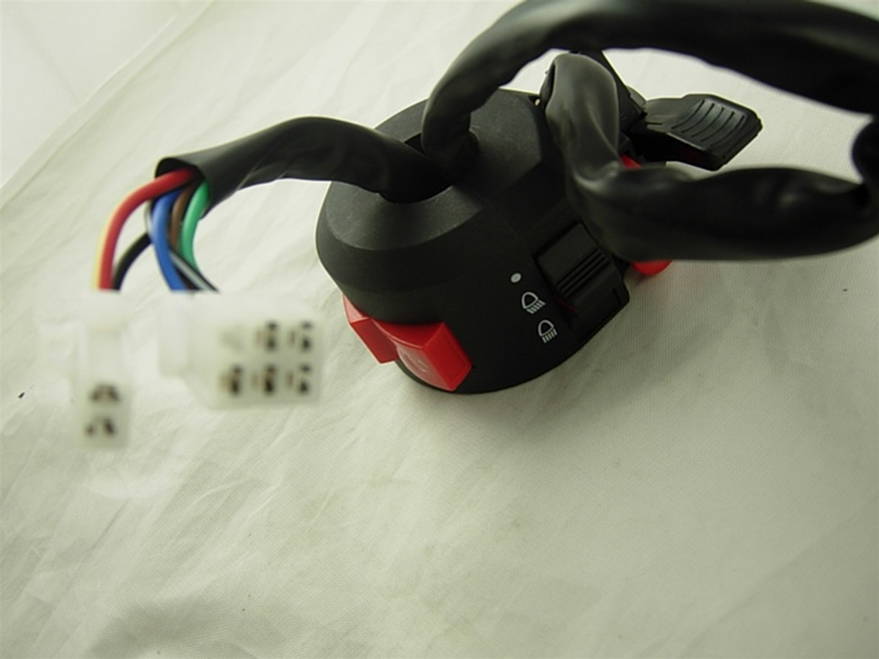 COMBINATION HEADLIGHT SWITCH 7 WIRES