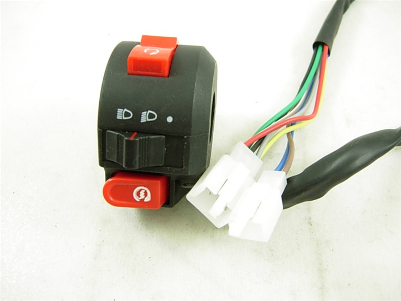 COMBINATION HEADLIGHT SWITCH 8 WIRES