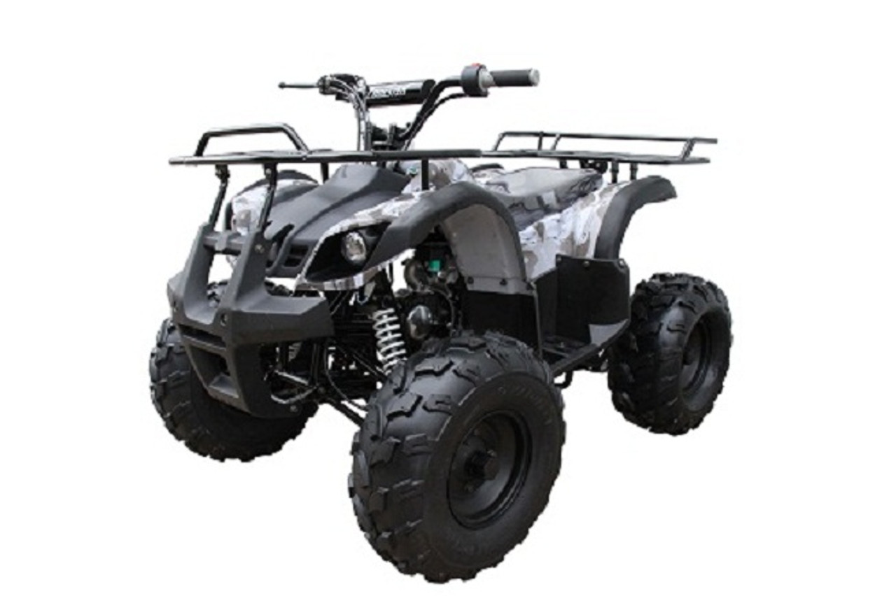 Coolster 3125-XR8-U Ultimate Kodiak (125CC Fully Automatic Mid Size, 4-Stroke, Air Cool , Fully Automatic ATV