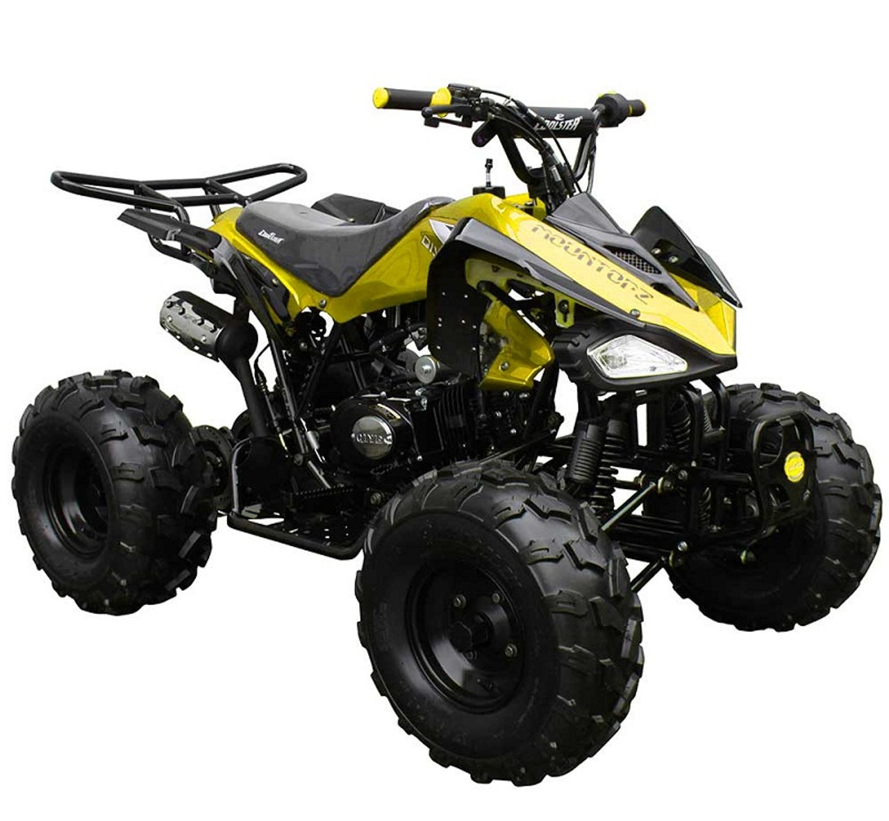 Coolster ATV-3125C-2 / 125CC Semi Automatic Mid Size