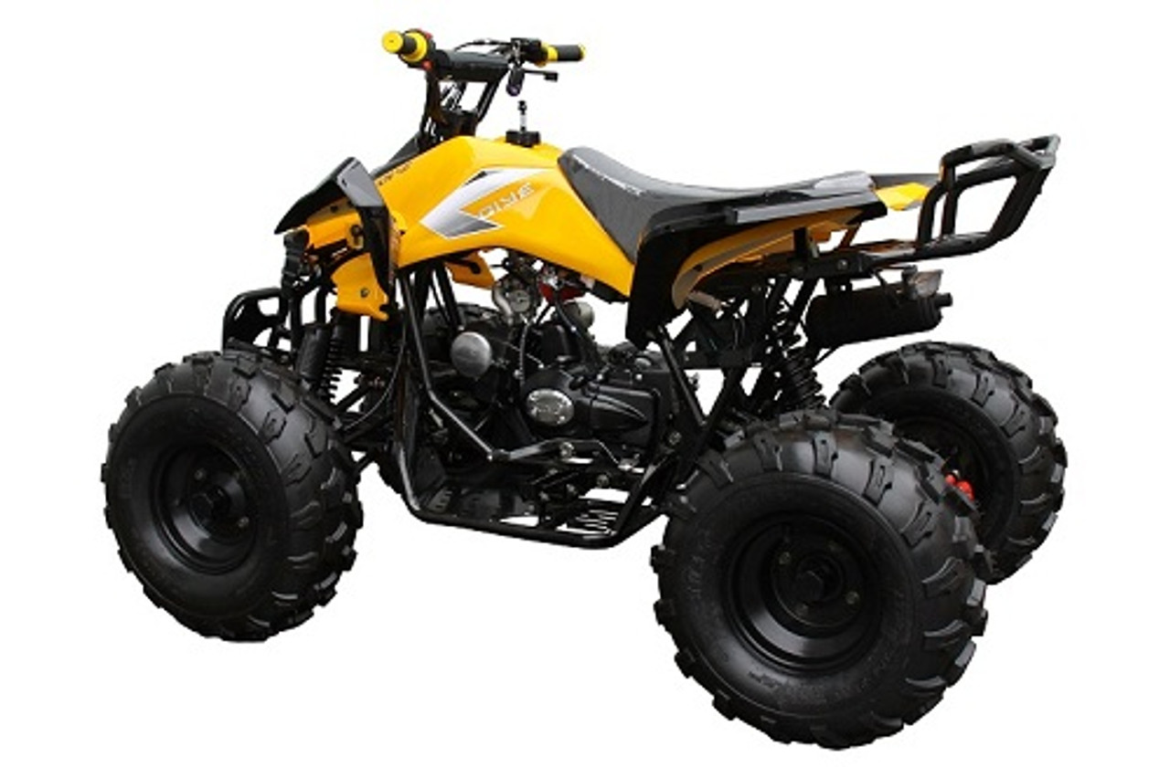 Coolster ATV-3125CX-2 / 125CC Fully Automatic Mid Size
