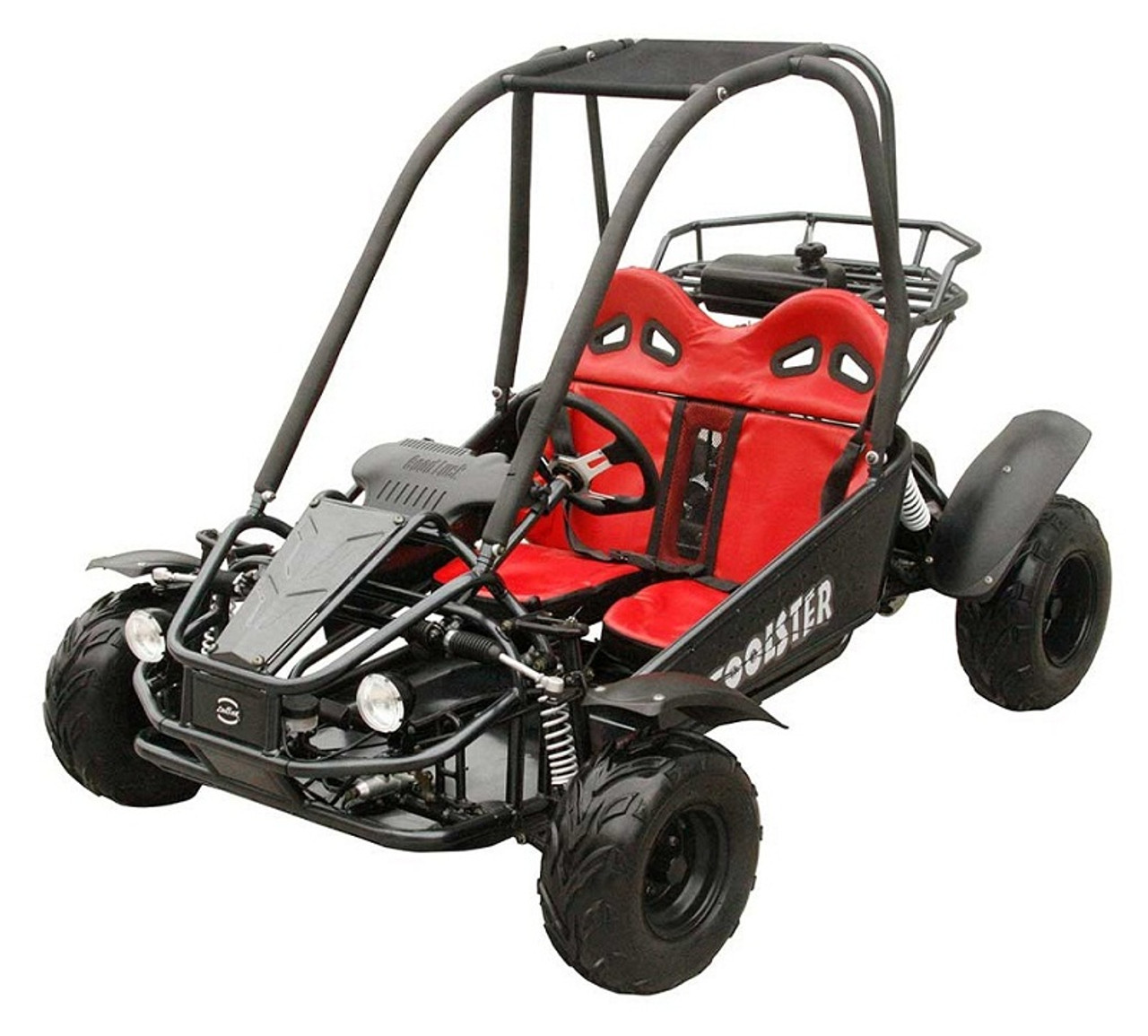 Coolster GK-6125 , 125cc Fully Automatic Mini Go Kart
