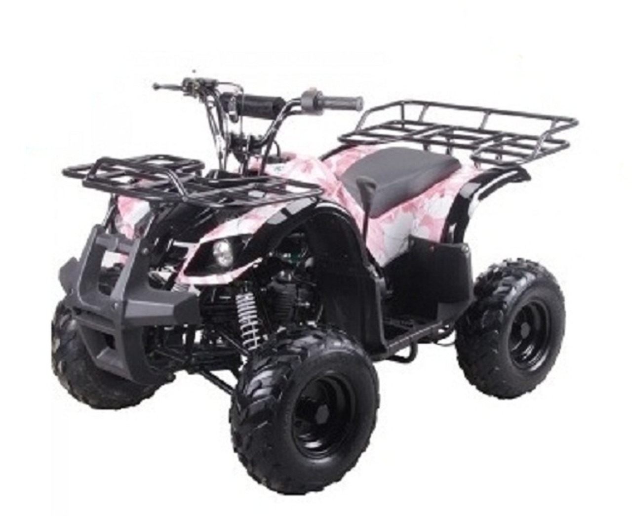 """Coolster 3125R KODIAK-HD 125CC ATV Big 16"""" Tire, Single Cylinder, 4-Stroke, Air-Cooled  w/Reverse - Fully Assembled and Tested"""