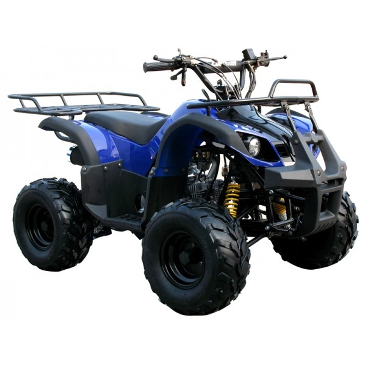"""KODIAK-HD 125CC ATV with REVERSE Big 16"""" Tire - Fully Assembled and Tested"""