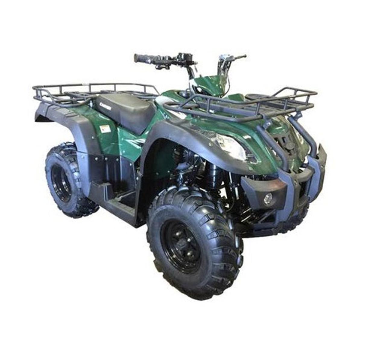 Vitacci CANYON 250cc ATV, Four-Stroke Engine W/Electric Start
