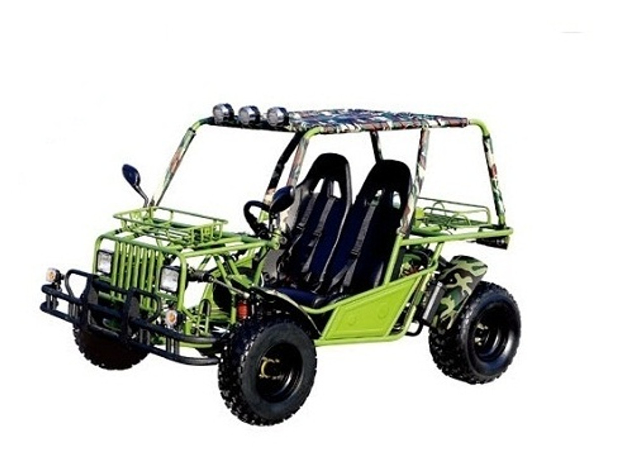 Vitacci HUMMER 200cc Go Kart, 4 Stroke / Single Cylinder/ Fully Auto With Reverse