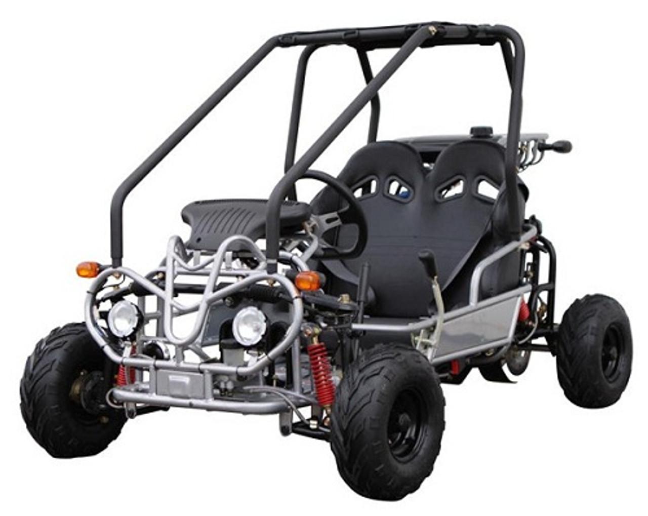 Vitacci RAPTOR-mini KD-110cc GKG-2 Go Kart, Single Cylinder / 4 STROKE/ Automatic (Optional Reverse)