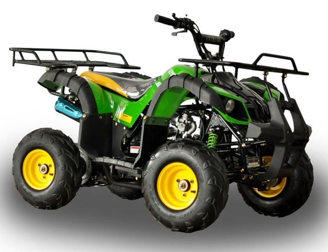 Vitacci RIDER-7 125cc ATV, Single Cylinder, 4 Stroke