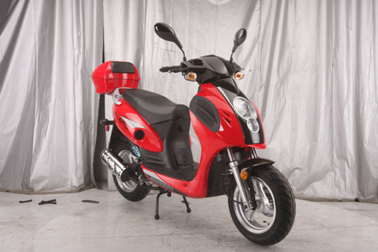 Vitacci VALERO 150cc (QT-21B) Scooter, 4 Stroke, Air-Forced Cool,Single Cylinder