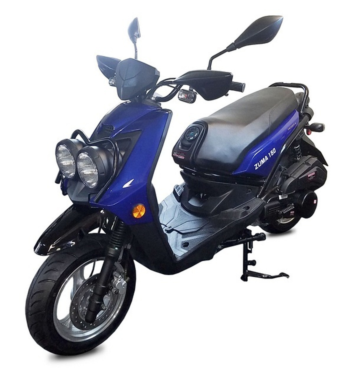 Vitacci ZOMA 150CC Scooter, 4 Stroke, Air-Forced Cool,Single Cylinder