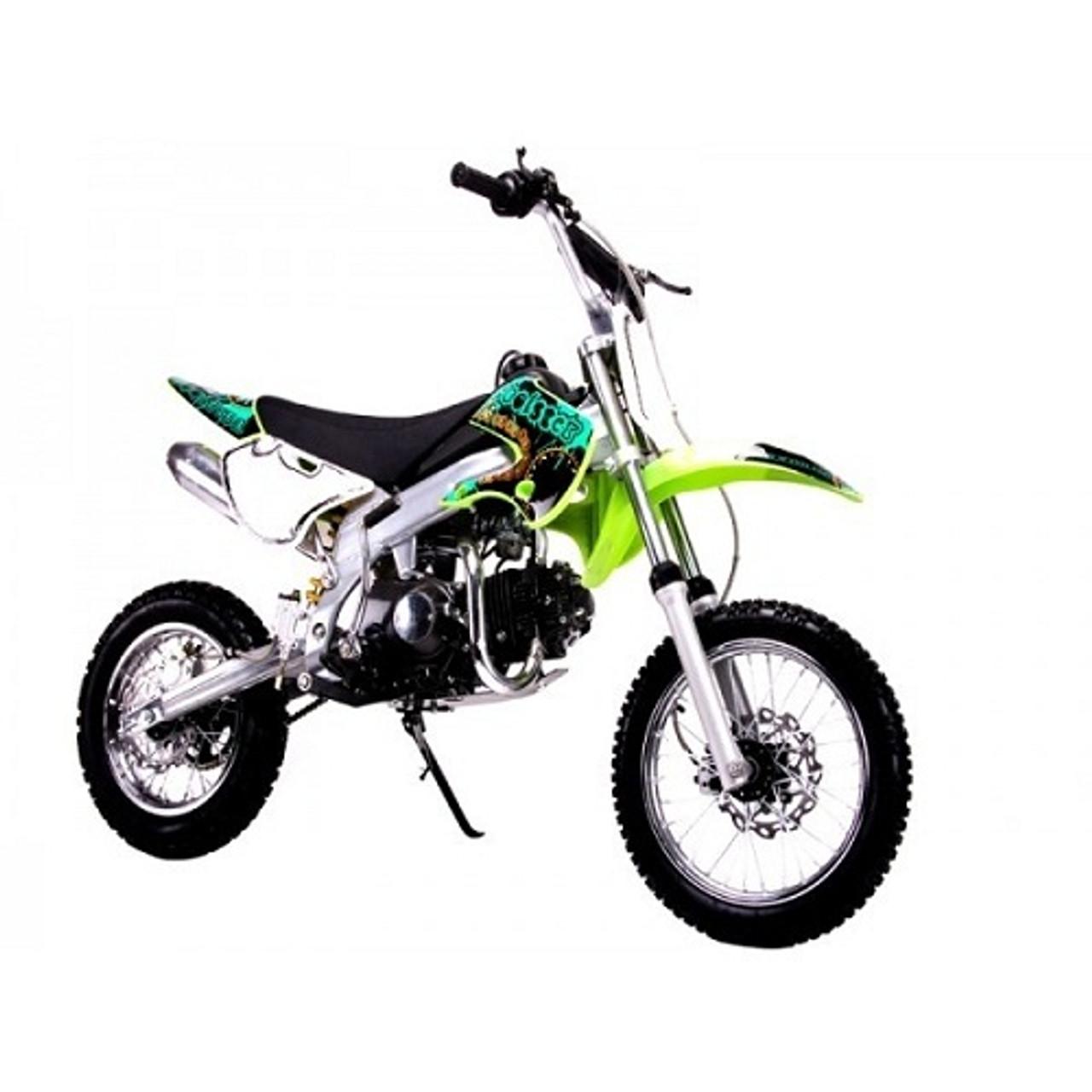 Coolster 125cc Manual Clutch Mid Size Dirt Bike - QG-214FC