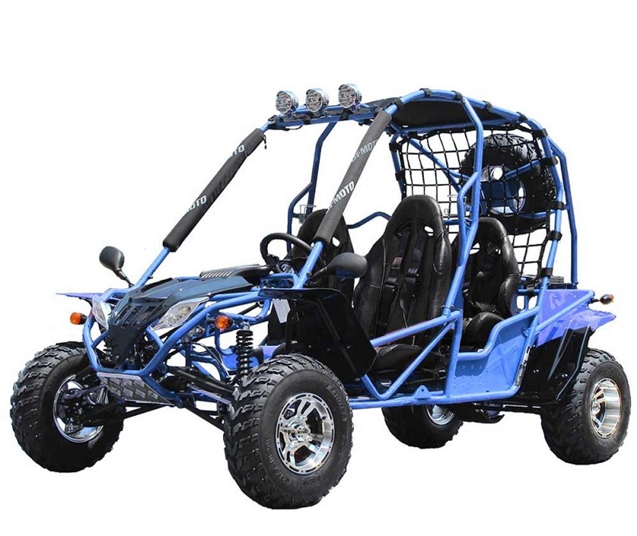 VITACCI 200 Jaguar 4 seater ( DF200GHA ) Go Kart Horizontal Type, 4-Stroke, Air-Cooled Single Cylinder