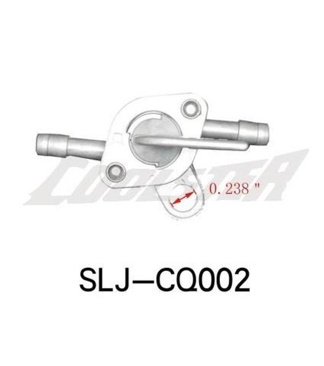 GAS TANK SWITCH 210A (GTS-2) (SLJ-CQ002)
