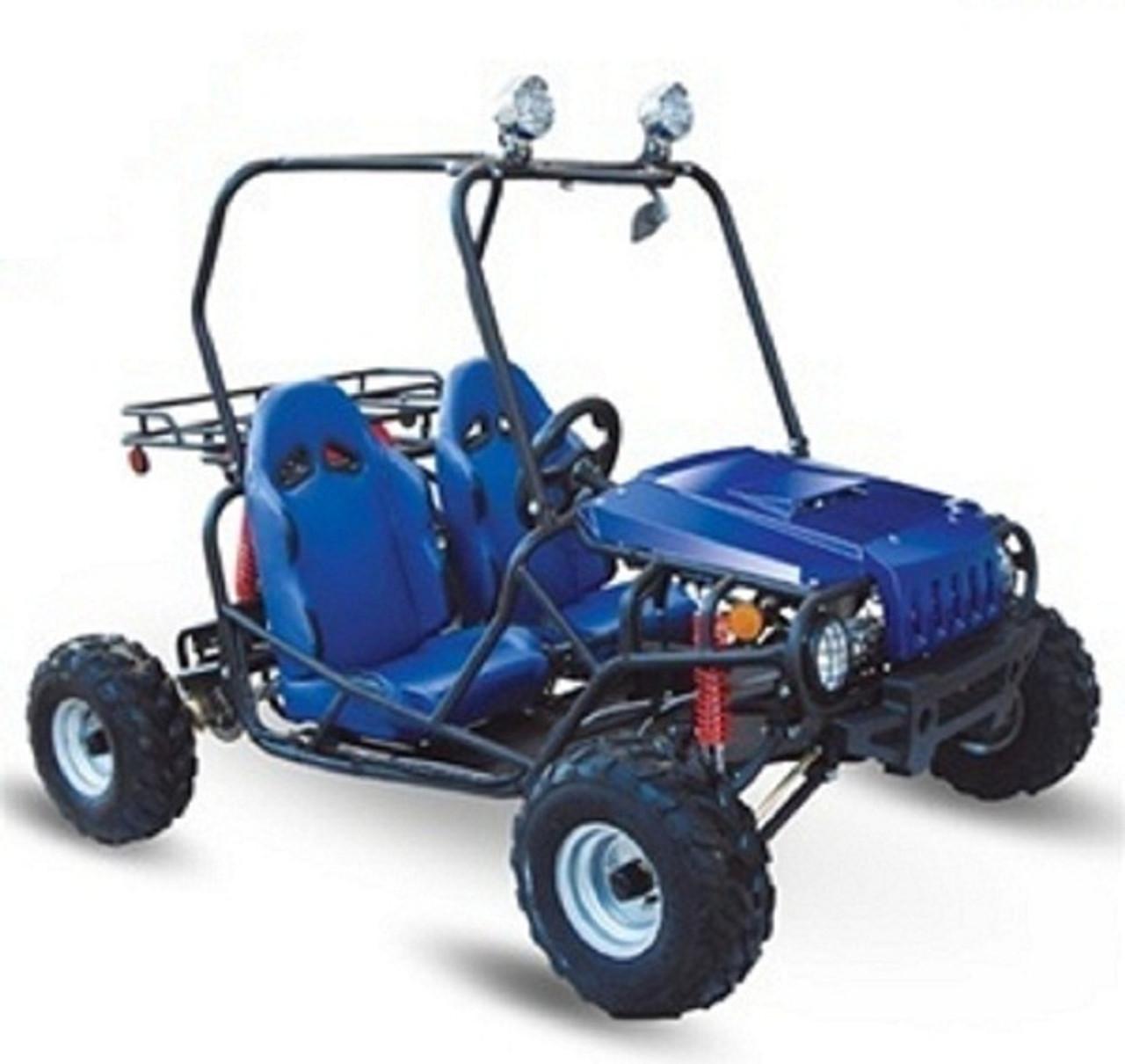 Taotao ATK125A 110CC, Air Cooled, 4-Stroke, 1-Cylinder Electric Start Go Kart