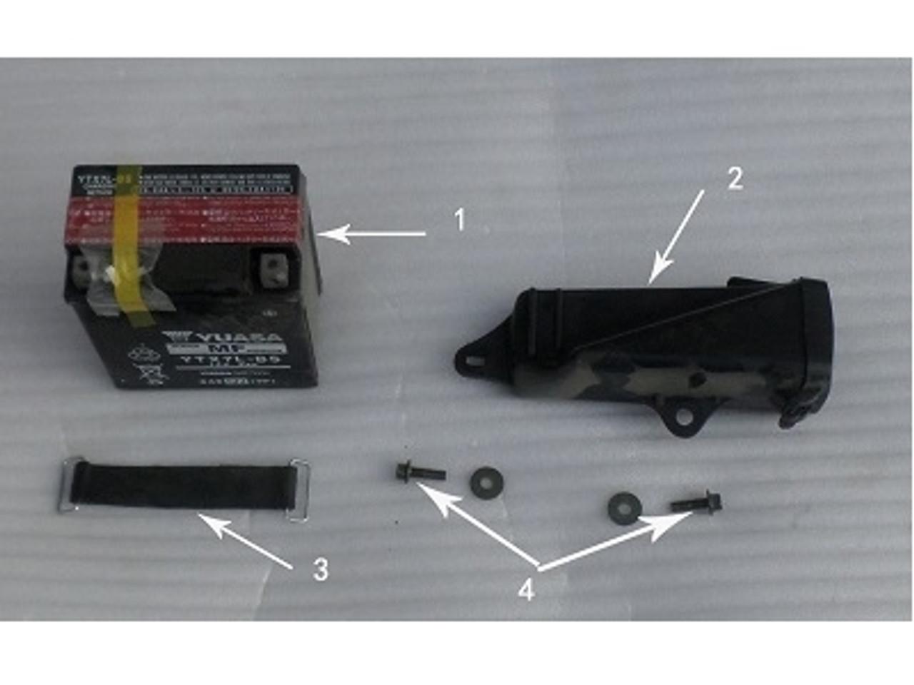 Hawk 250 Kit