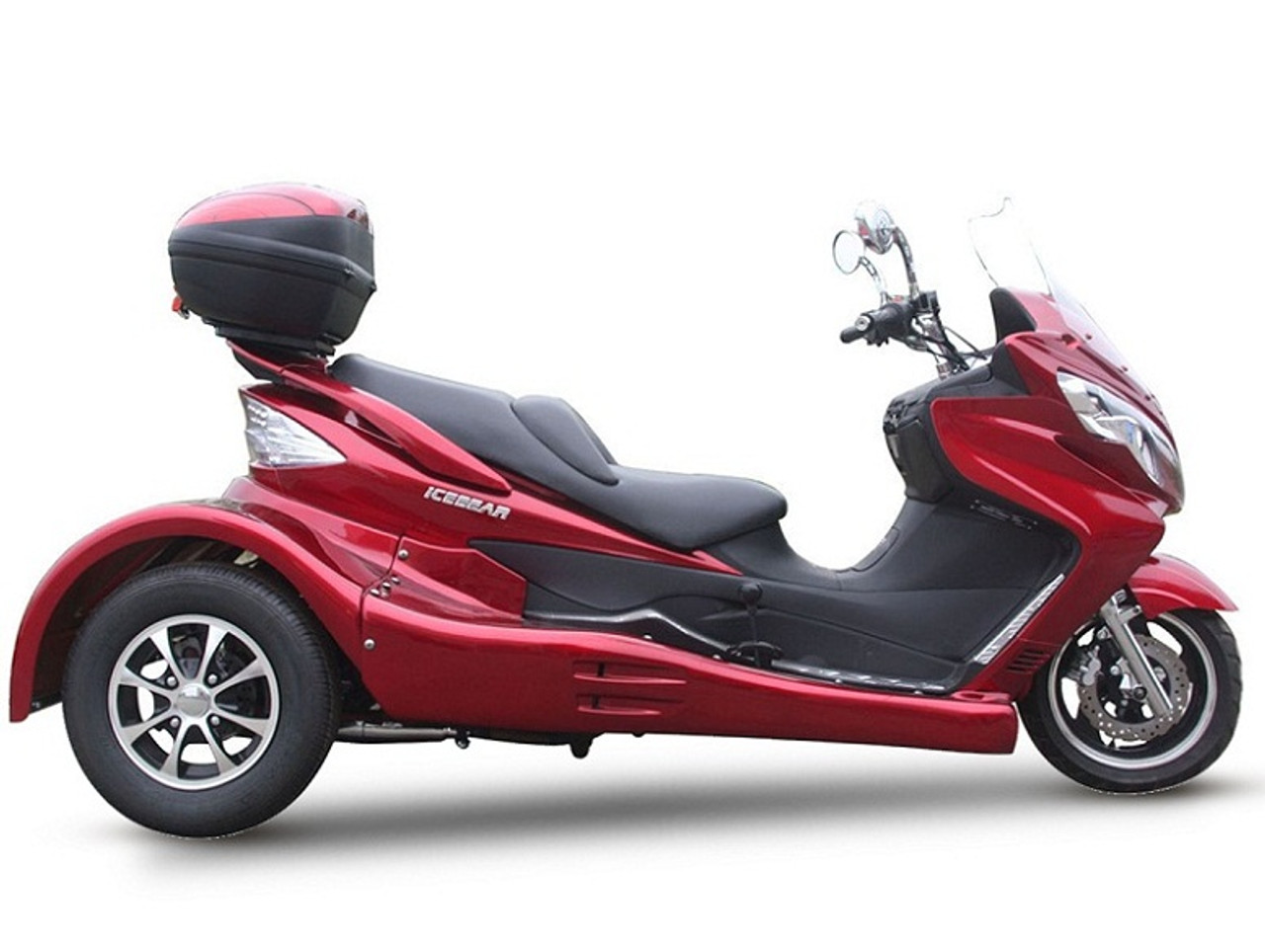 ICE BEAR ZODIAC (PST300-19) 300CC TRIKE AUTOMATIC WITH REVERSE