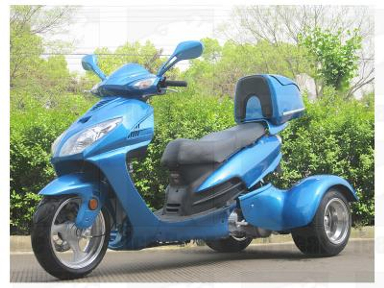 Cougar Cycle EAGLE (PST150-7) Trikes