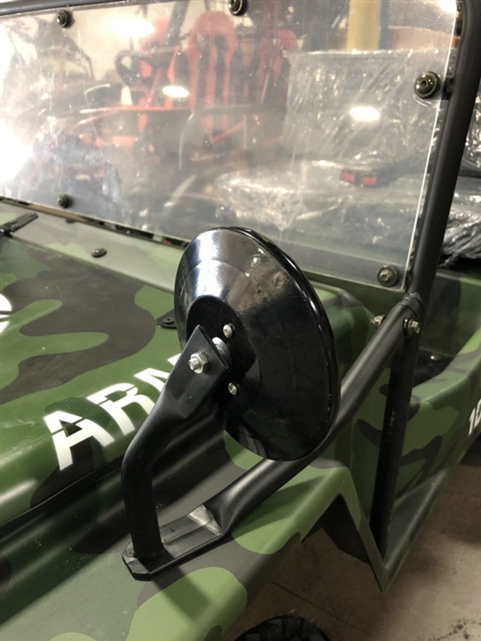 COOLSTER JEEP MIRROR