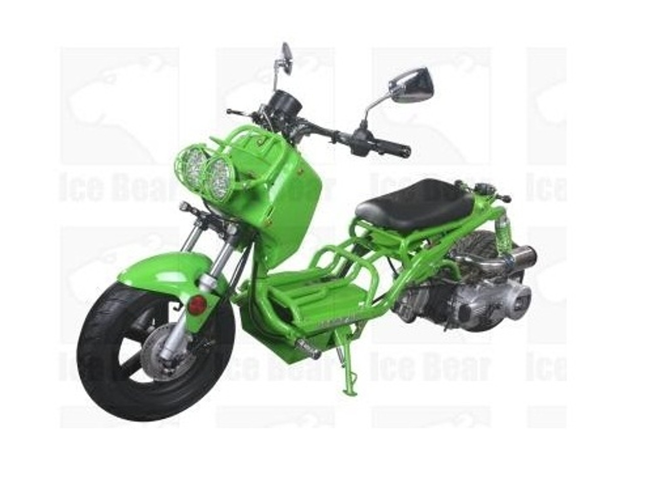 NEW 150CC  FULLY AUTOMATIC PMZ150-19 SCOOTER HIGH END
