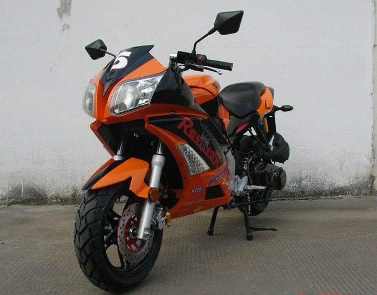 MC-06 Fully Assembled Fully Automatic Street Legal 150cc Sports Bike