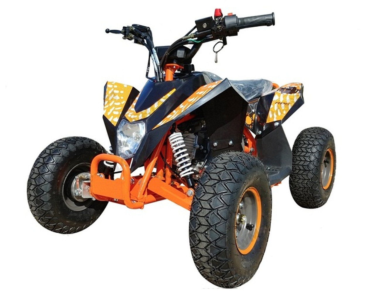 RPS 110CC Madix-21 ATV Automatic Fully Assembled