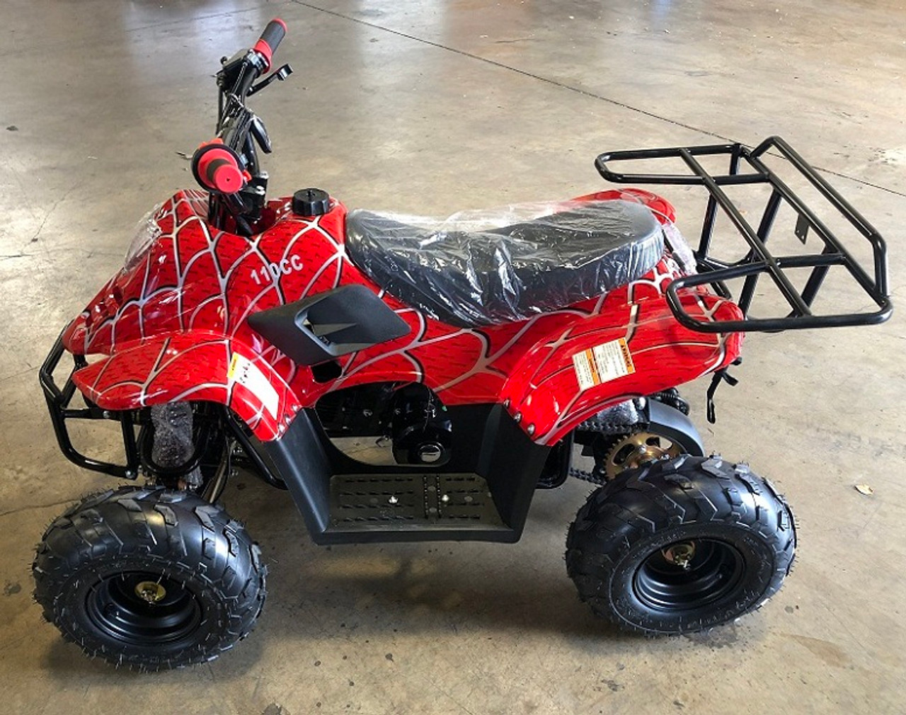 RPS 110CC RAIDER 6 KIDS ATV