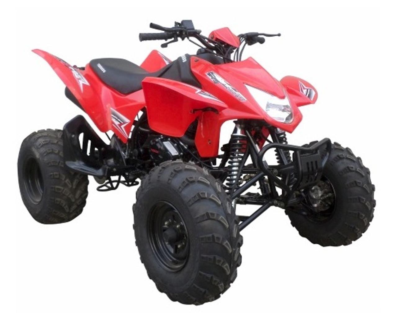 RPS NEW ATV 250 CC TORNADO 4-speed plus neutral/reverse