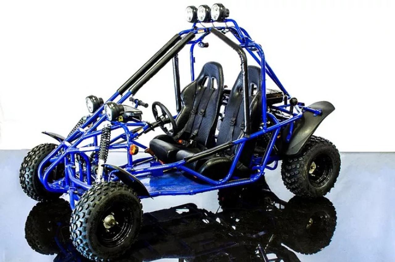 RPS Tranformer 200 GO Kart, 200cc Automatic, Single Cylinder, 4-Stroke