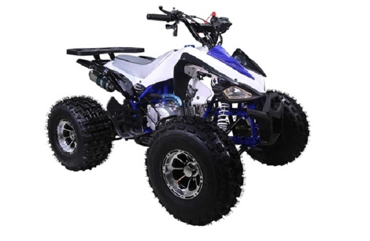 TAOTAO 125CC NEW CHEETAH Mid Size ATV, Automatic with Reverse, Air cooled, 4-Stroke, 1-Cylinder