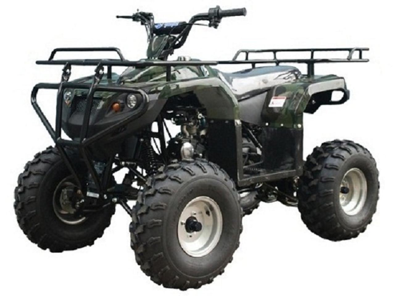Taotao ATA 125F1, 107CC, Air Cooled, 4-Stroke, 1-Cylinder ATV