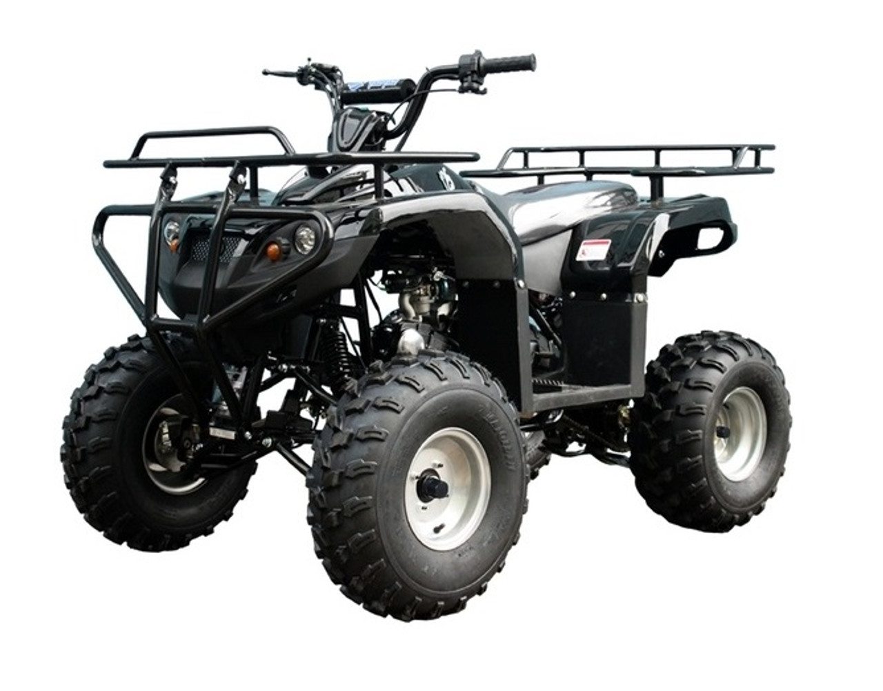 Taotao ATA 125F1, 107CC, Air Cooled, 4-Stroke, 1-Cylinder ATV - Fully Assembled and Tested