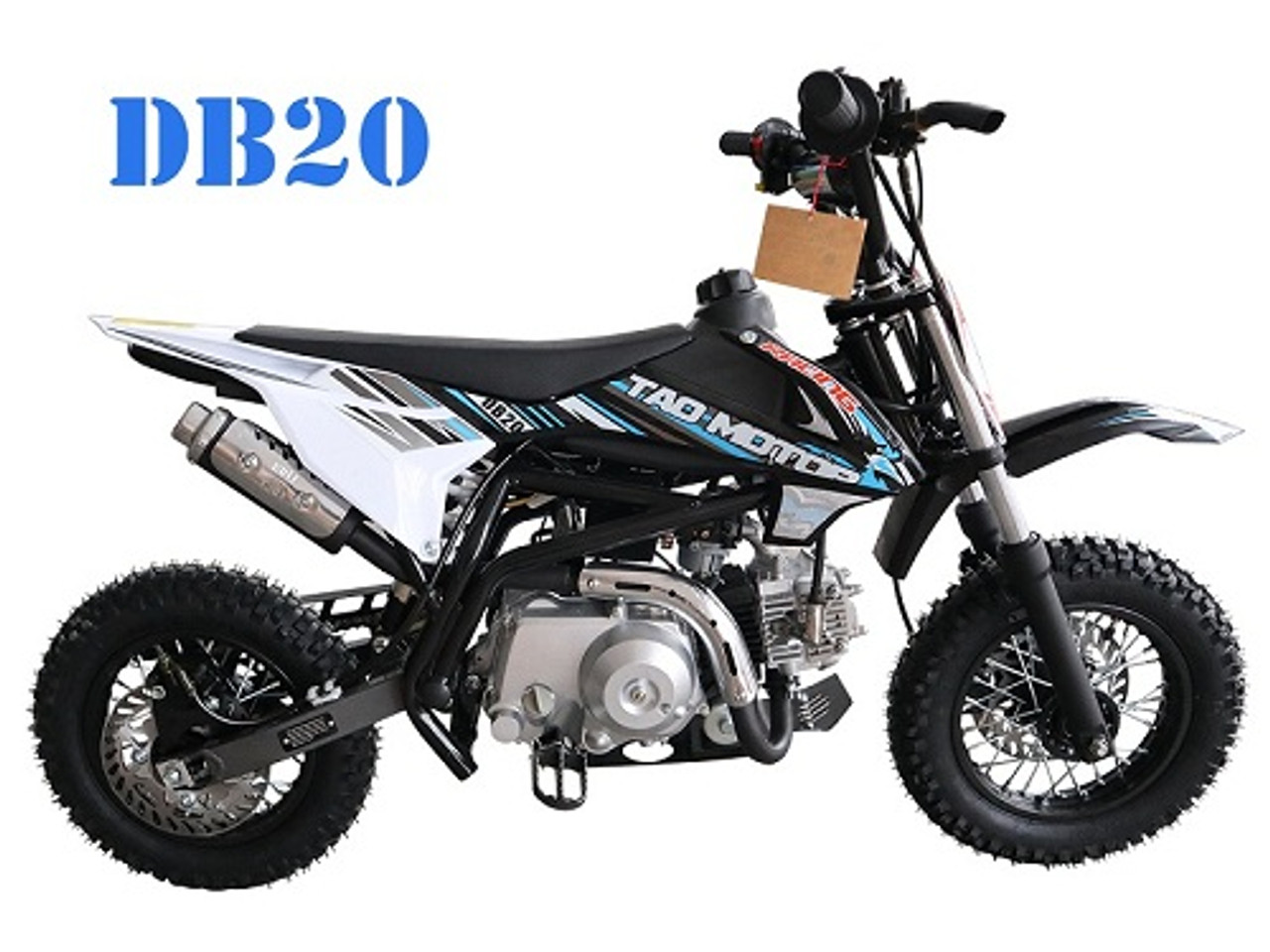 TaoTao DB20 107CC, Air cooled, 4-Stroke, Single-Cylinder, Automatic