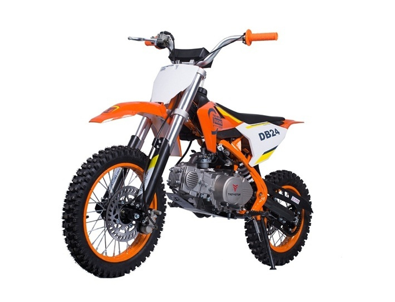 Taotao Db24 107Cc Dirt Bike,Air Cooled, 4-Stroke, Single-Cylinder - Fully Assembled And Tested
