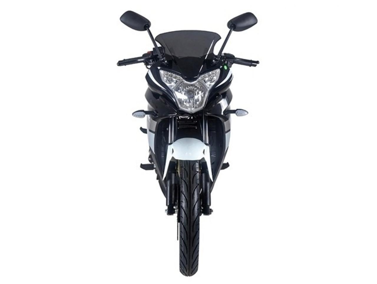 Taotao Racer50 49cc Fully Automatic Sports,  Electric with Keys, Kick Start Back up Bike