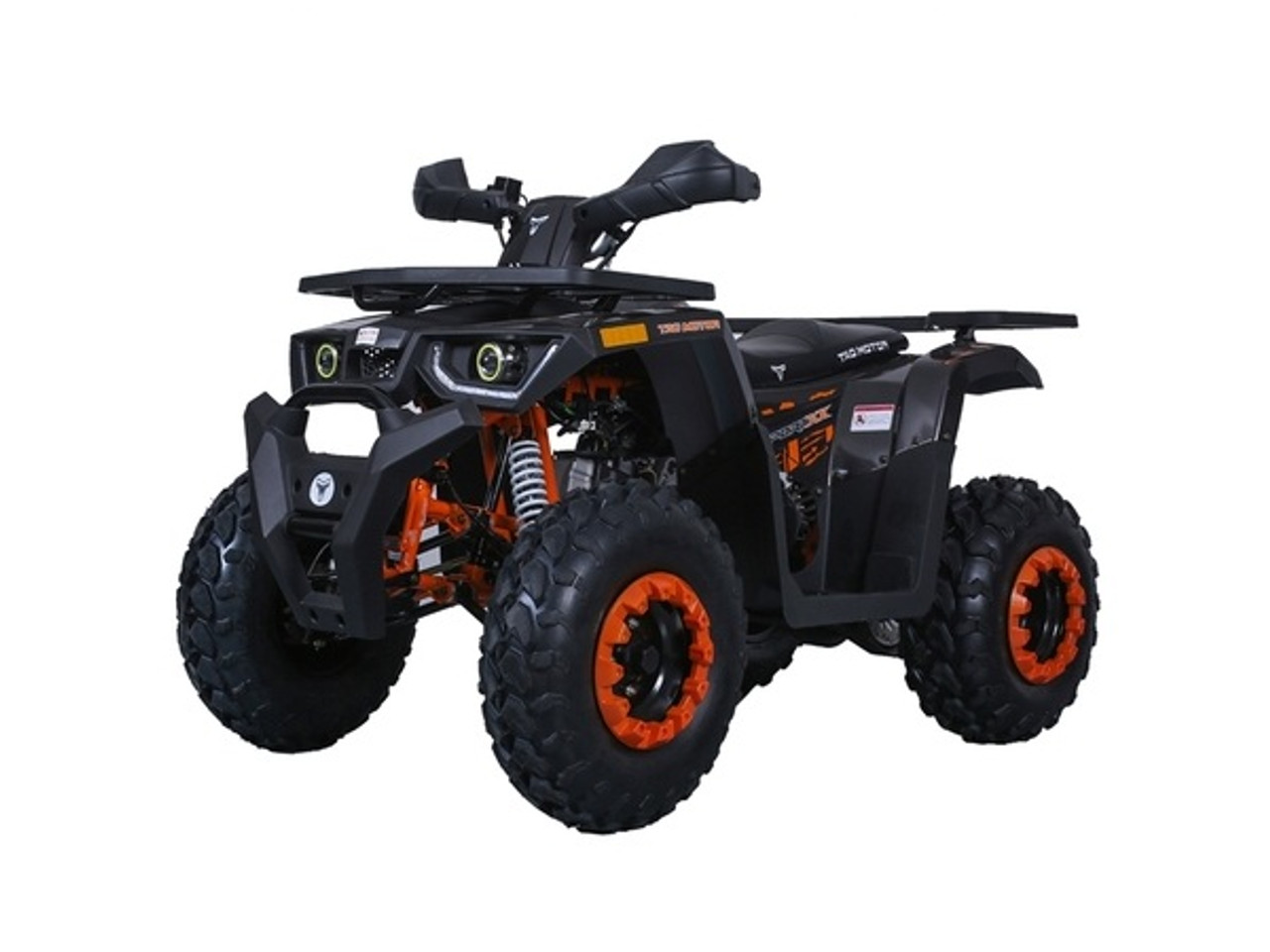 TaoTao G200 Utility ATV, Air Cooled, 4-Stroke, 1-Cylinder, Automatic - Fully Assembled and Tested