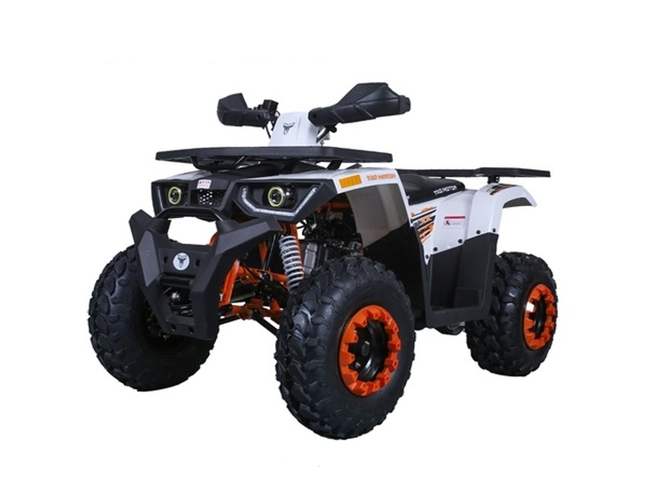 TaoTao Raptor 200 Utility ATV, Air Cooled, 4-Stroke, 1-Cylinder, Automatic