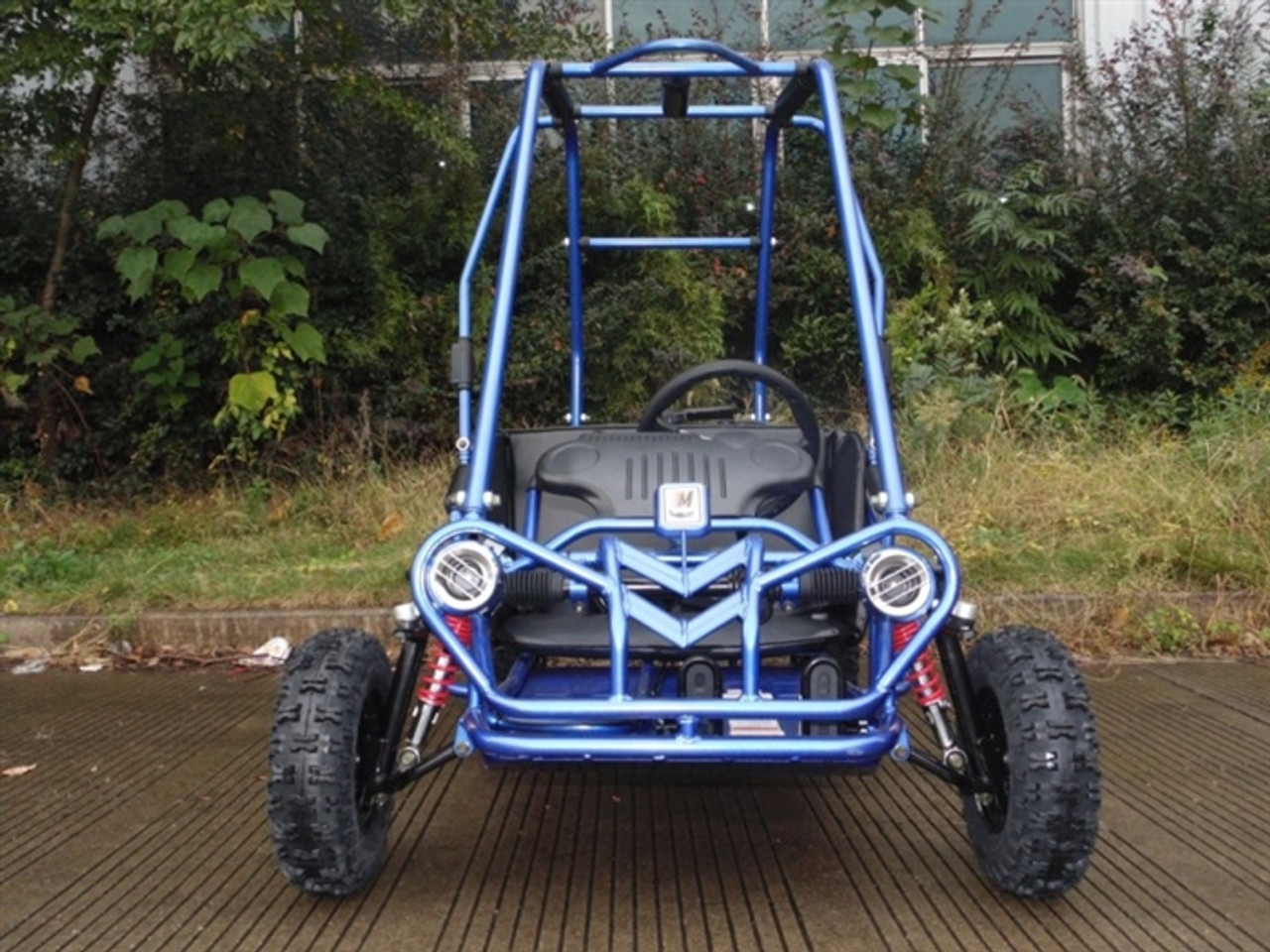 TrailMaster Mini XRS+ (Plus) 163CC Go Kart With Manual Pull Start 4-Stroke, Single Cylinder, Air Cooled