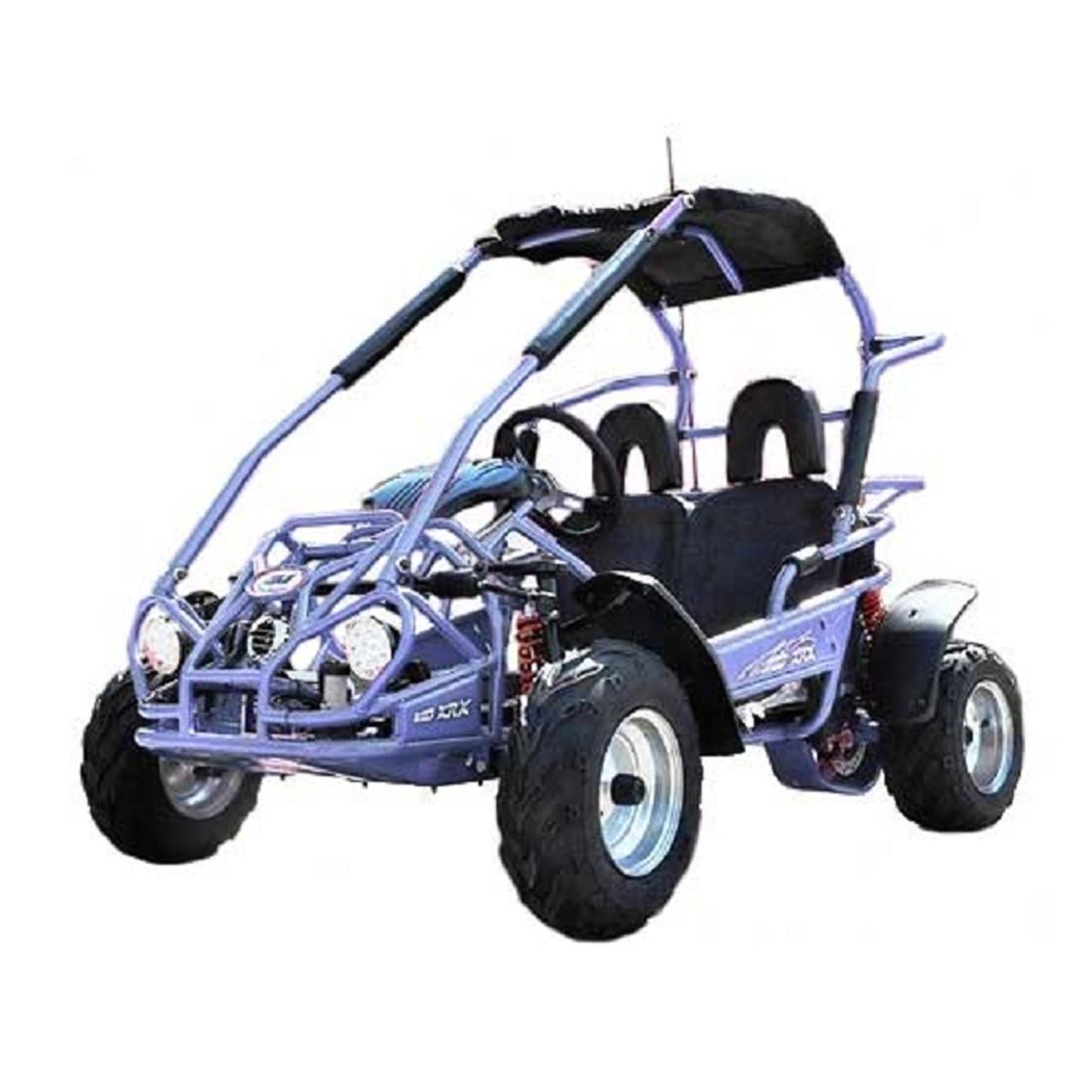 Trail Master Gokart Type MID XRX  (California Legal) - [Back Ordered Until: September]