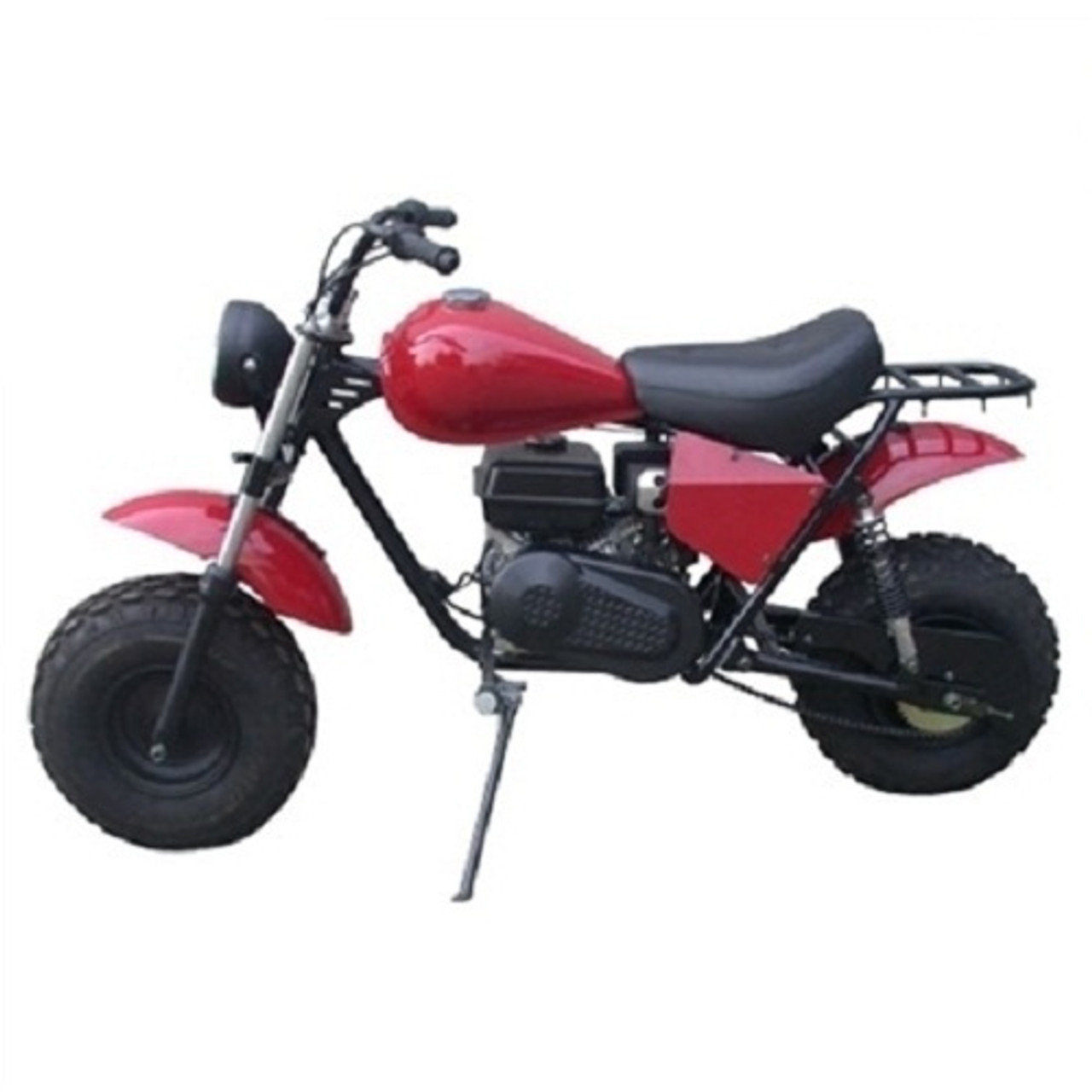 TRAILMASTER MB200-2 MINI BIKE, Air Cooled, Automatic Transmission,  Disc Brake System