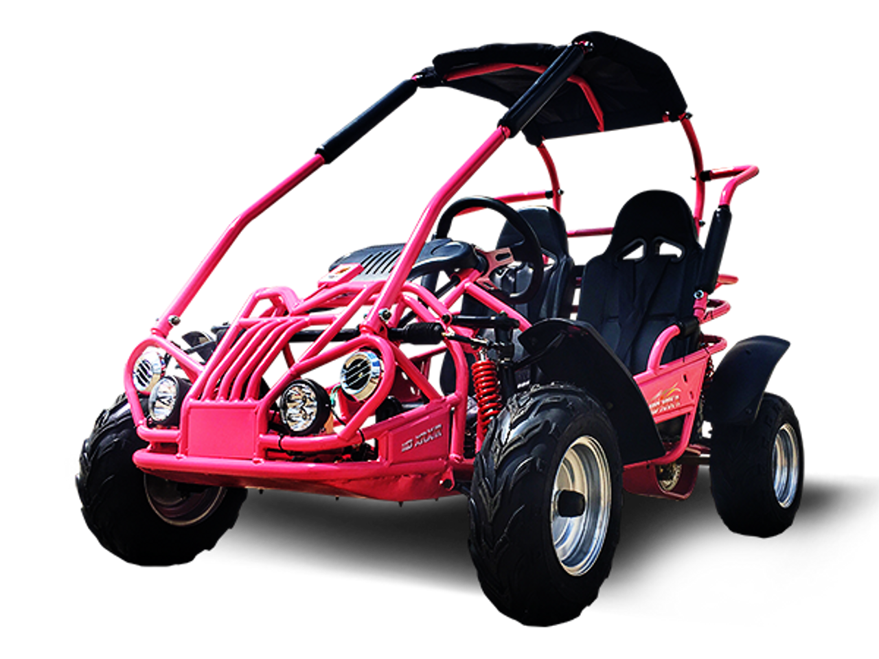 Trailmaster Mid XRX-R (Go Kart with Reverse) | Mid XRX-R