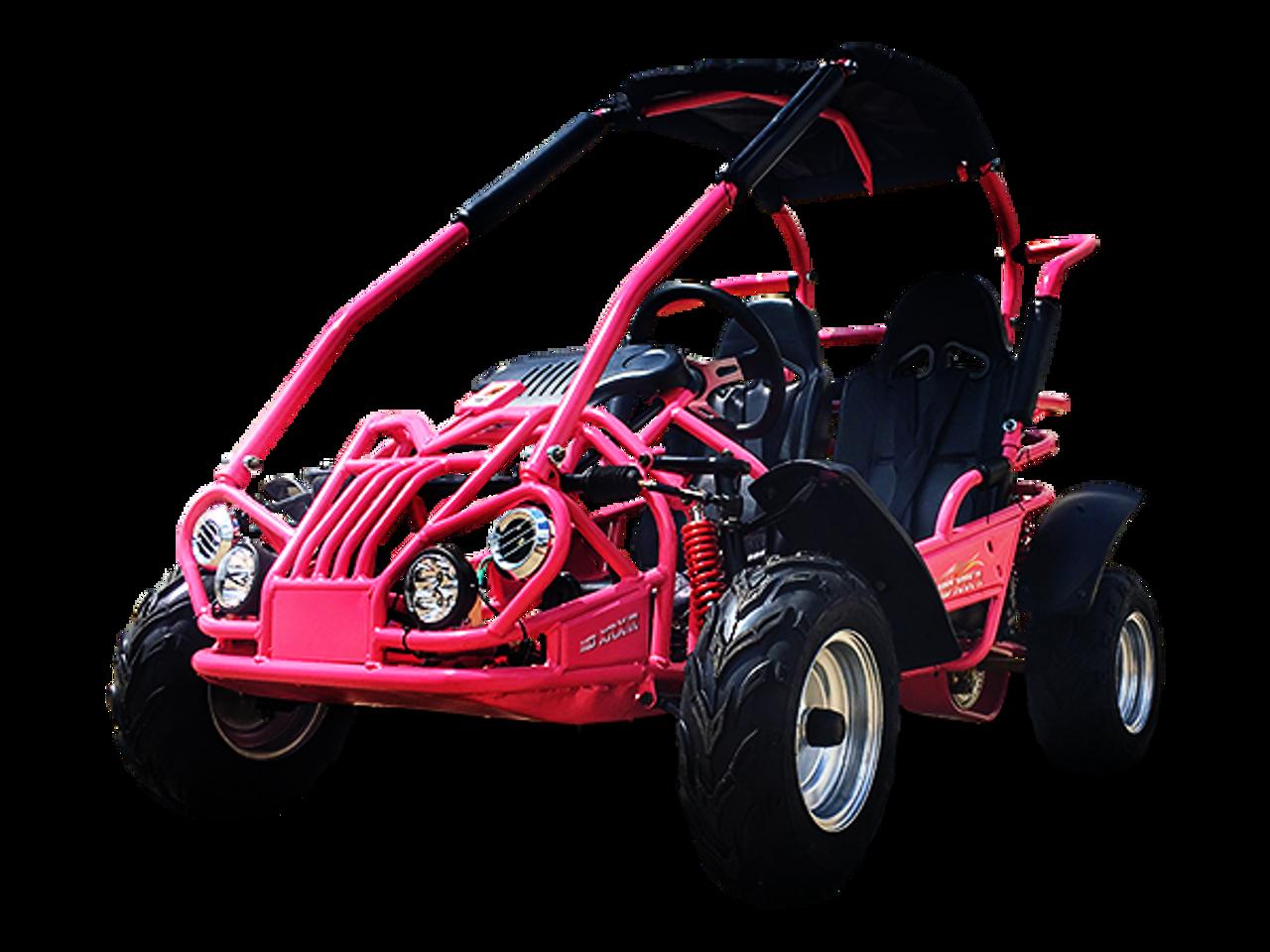 TrailMaster Mid XRX/R, 4-Stroke, Single Cylinder, Air Cooled GoKart