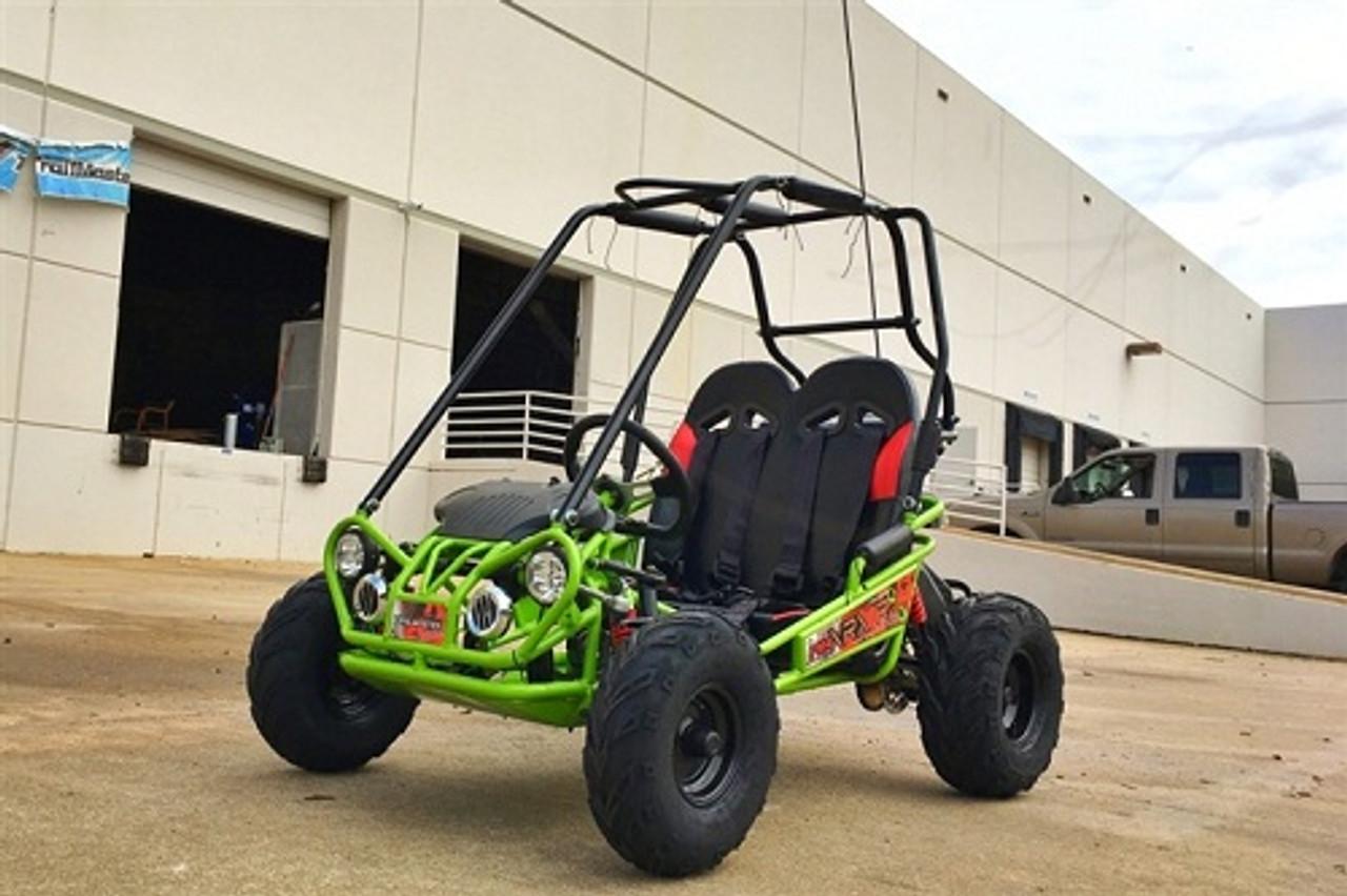 TrailMaster Mini XRX/R+ A Upgraded Go Kart