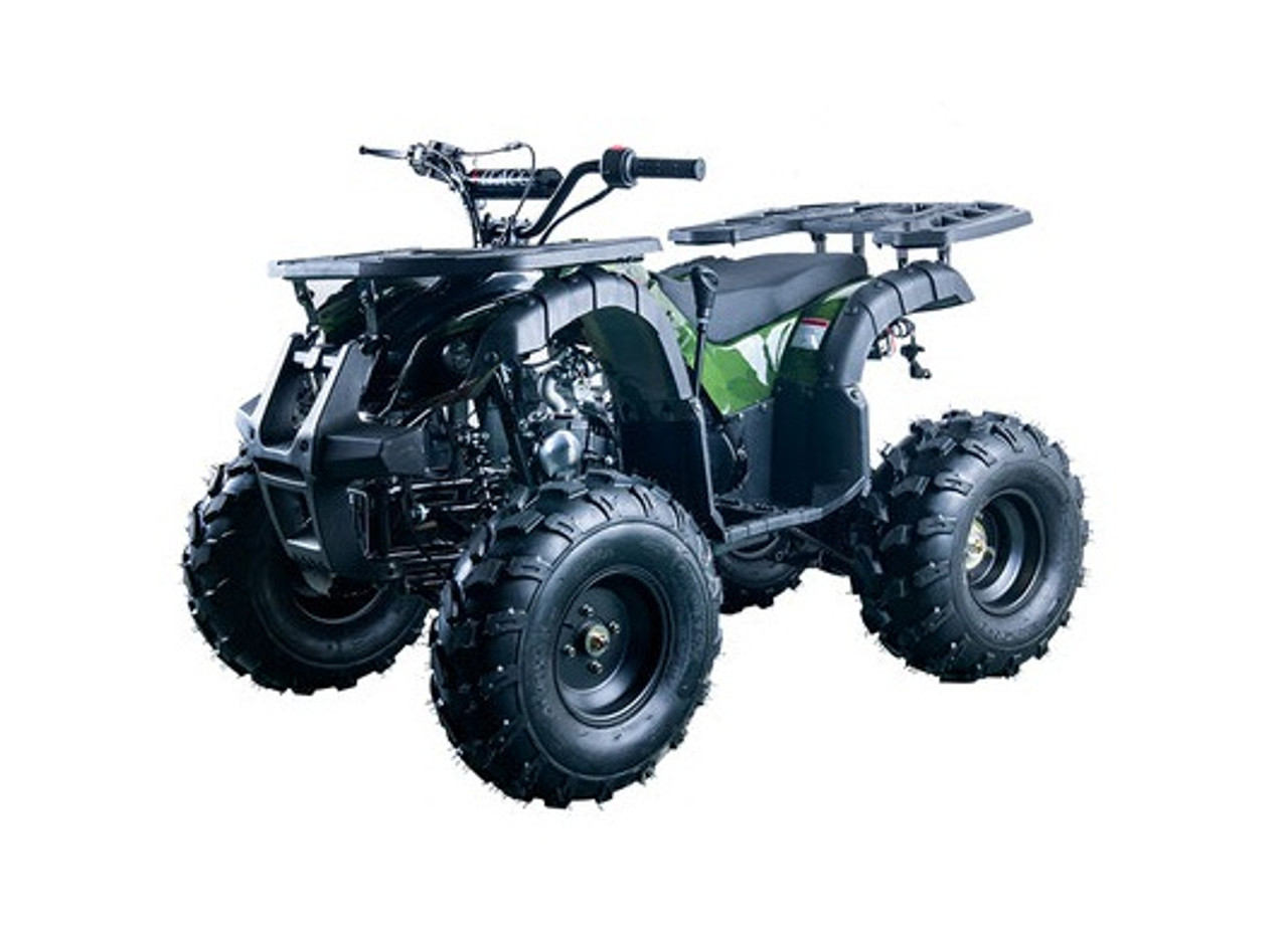 VITACCI RIDER-10 125cc ATV, SINGLE SYLINDER,4 STROKE,AIR-COOLED