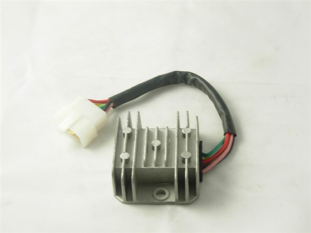 rectifier/regulator 10418-a24-4