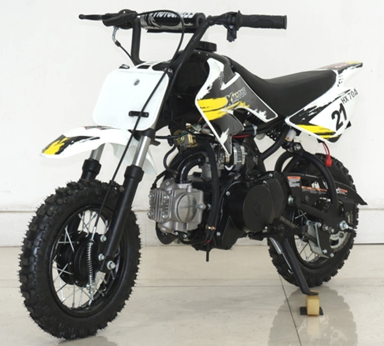 Ricky Power Sports XMOTO  DIRT bike 70cc
