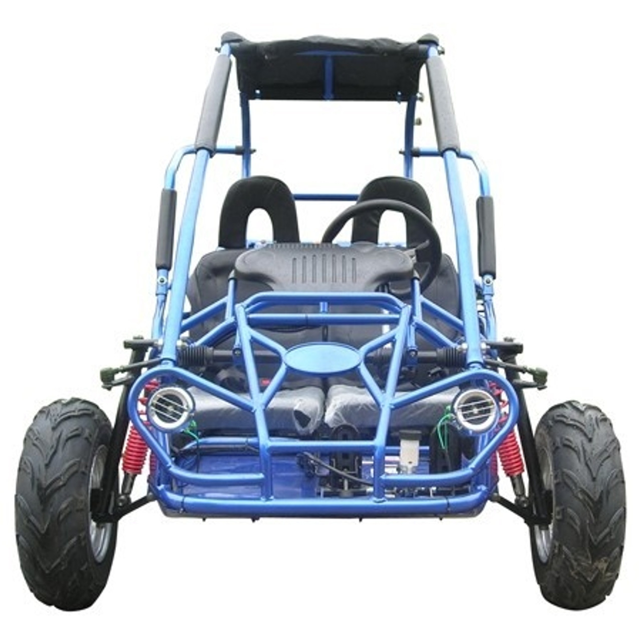 mid size go kart with 6.5 hp engine